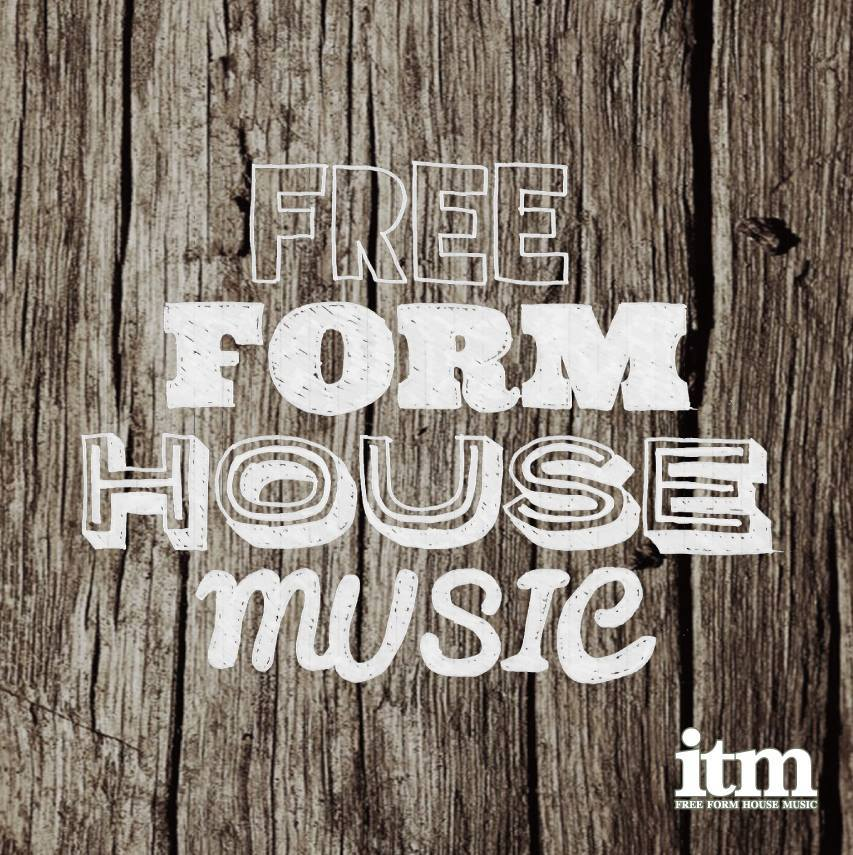 """in the mix -FREE FORM HOUSE MUSIC- """
