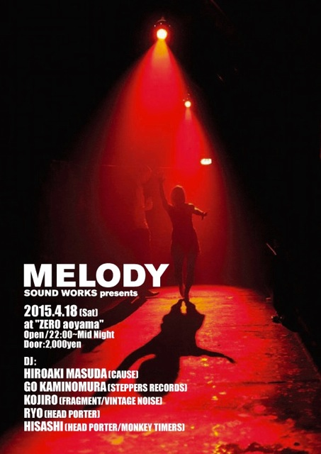 MELODY  SOUND WORKS presents