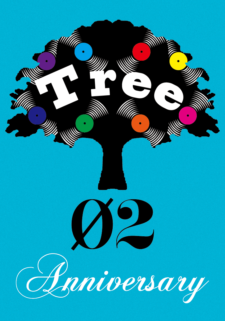 Tree 2nd Anniversary!