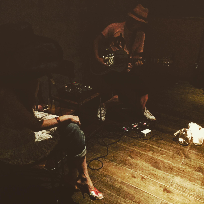[MUSIC LIVE]12月10日(木)Karicolaシャンソンアコースティックライブ@ZERO CAFE(渋谷)~La nuit du 2e jeudi avec karicola *