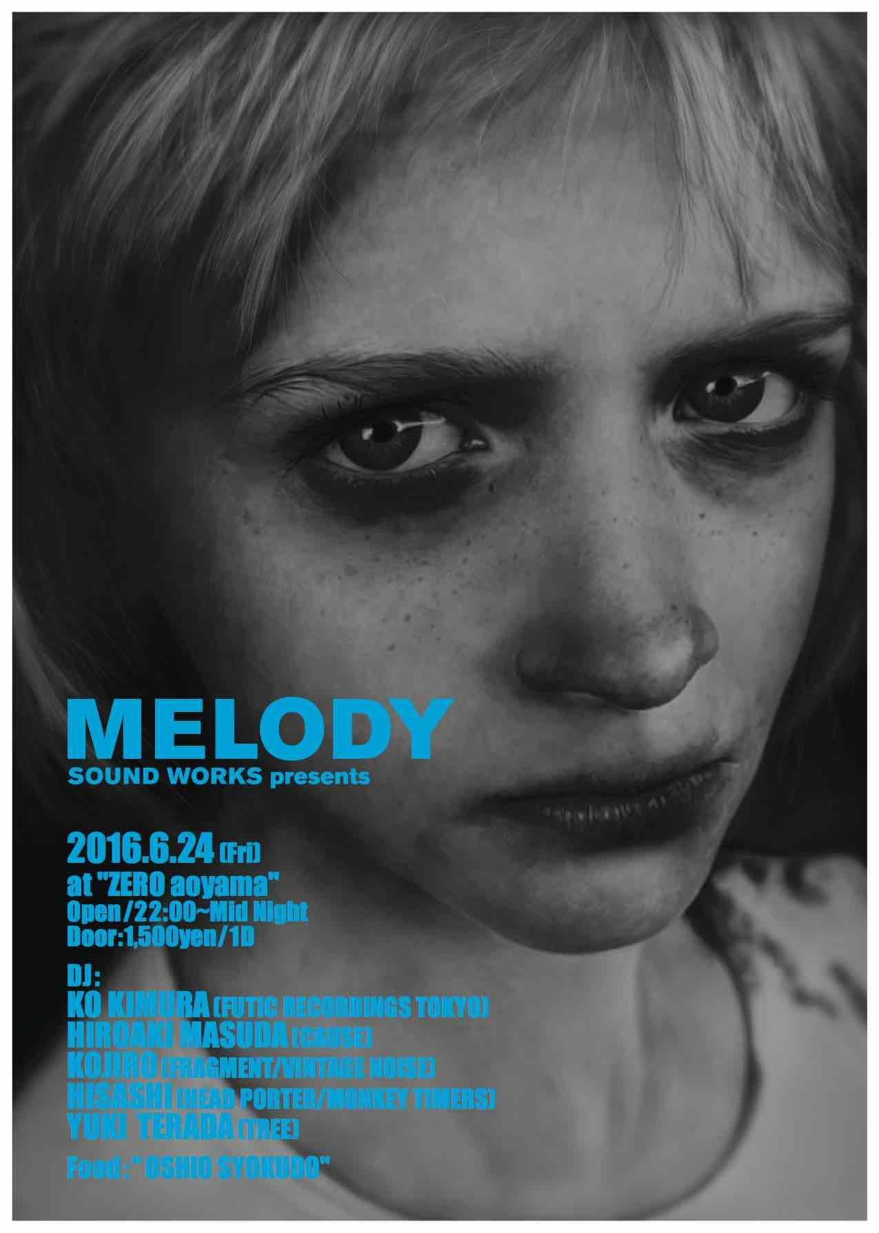 MELODY  SOUND WORKS presents