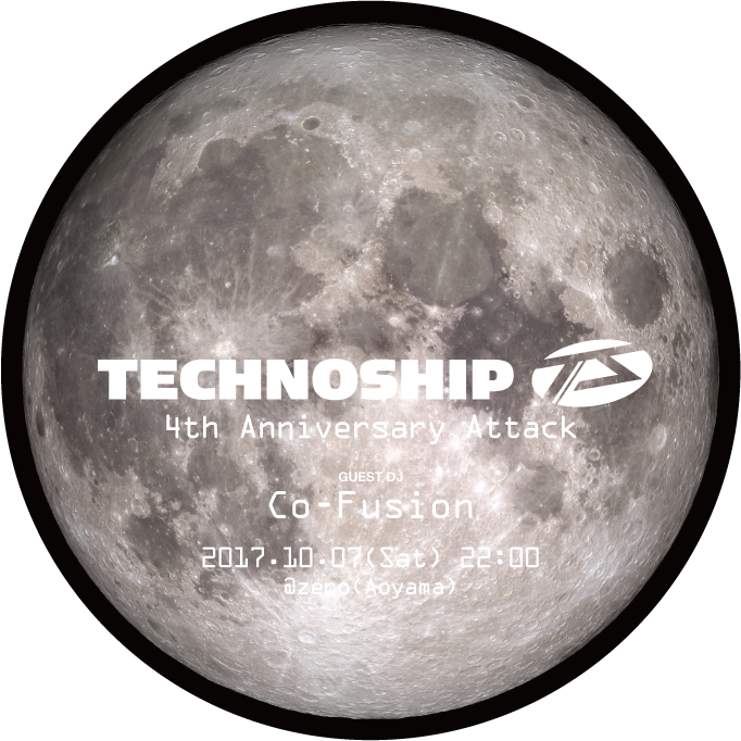 TECHNOSHIP 4th Anniversary Attack