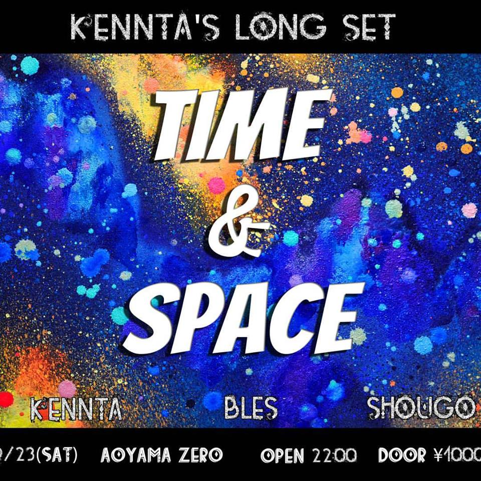 Time&Space KENNTAsLONGSET