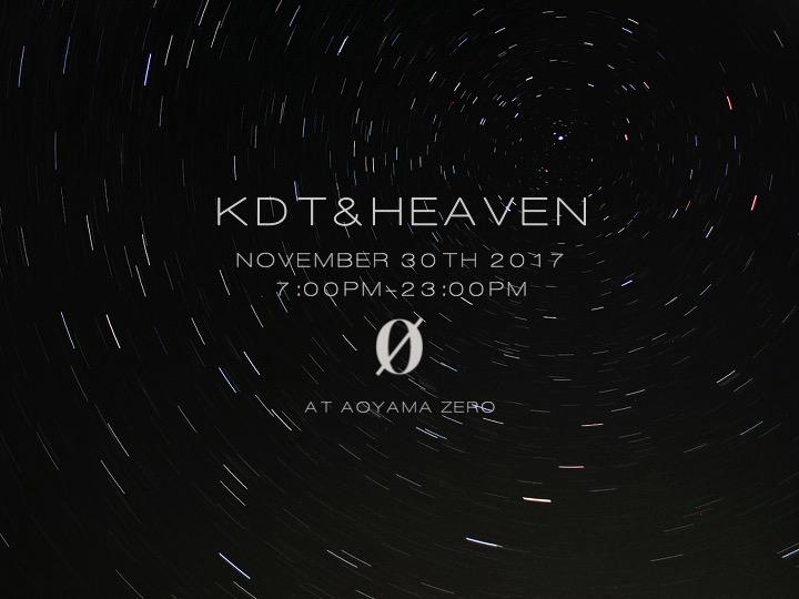 KDT&HEAVEN