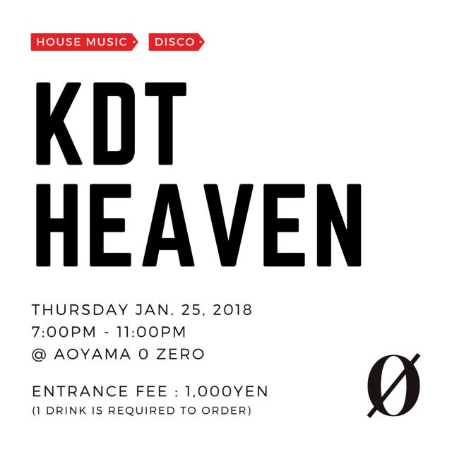 KDT & HEAVEN