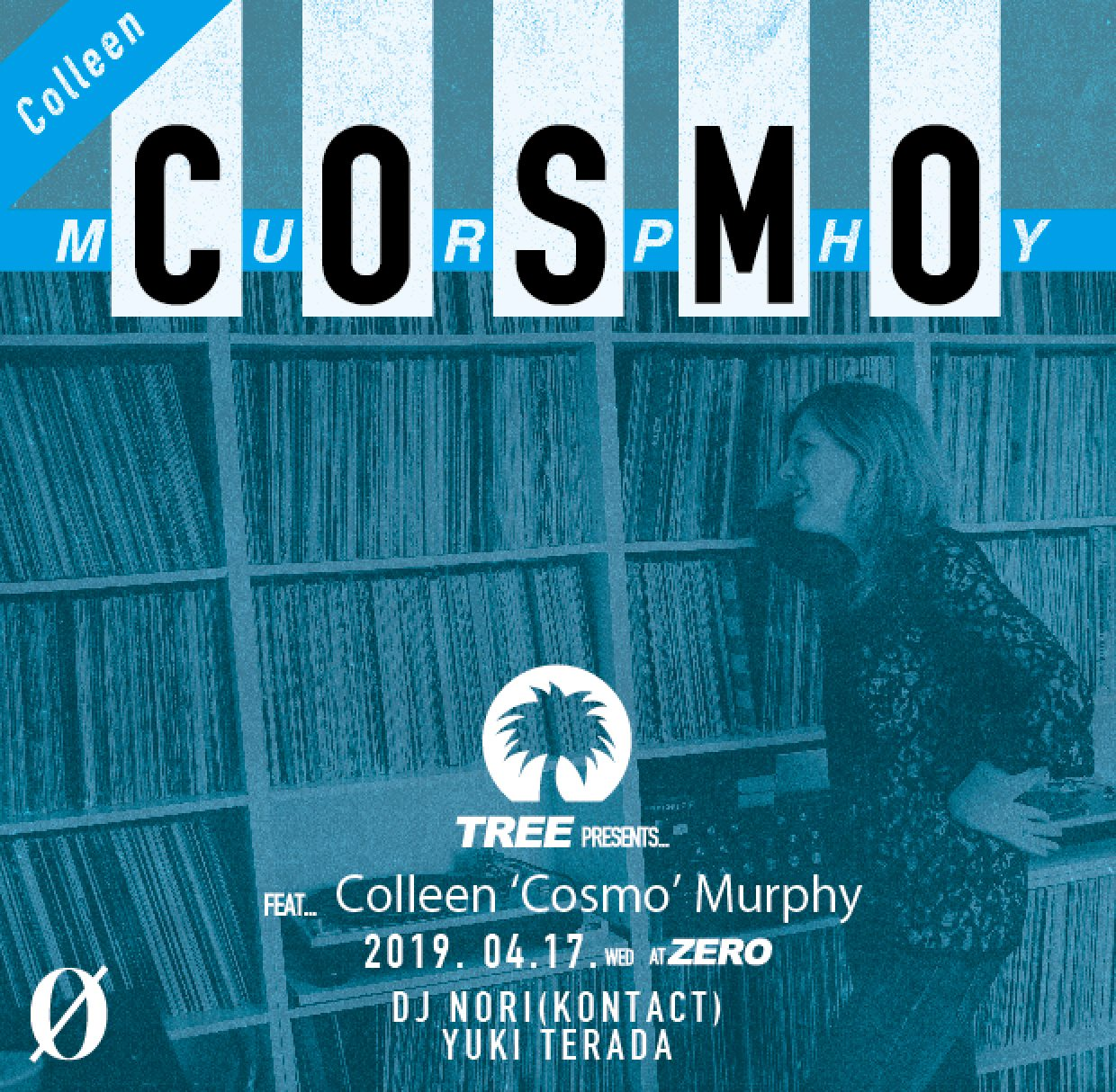 Tree feat Colleen 'Cosmo' Murphy