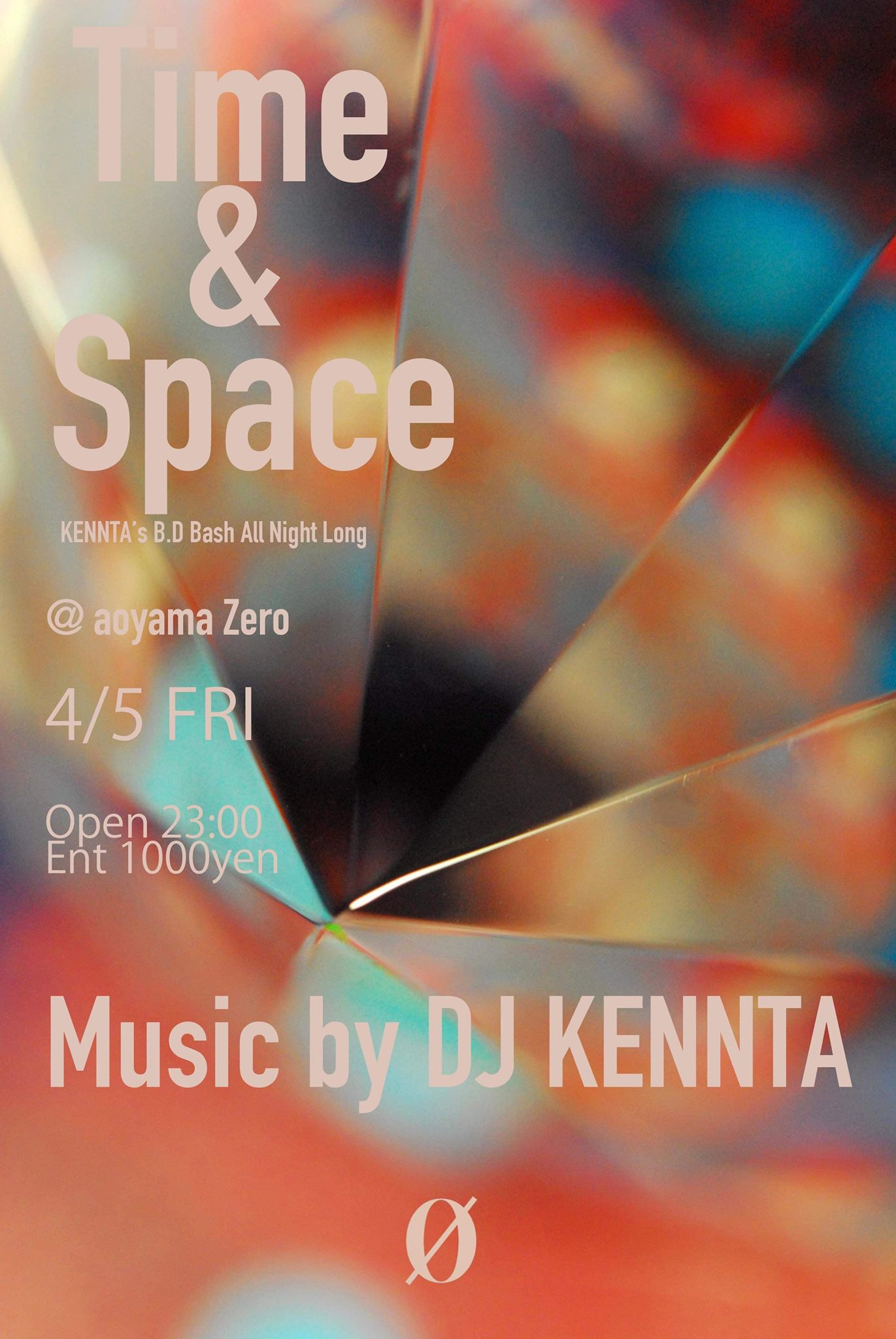 Time&Space KENNTAs B. D. Bash ALL Night LONG