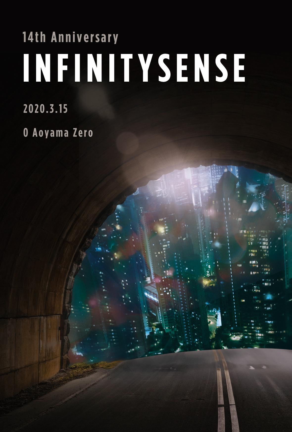 InfinitySense  14th Anniversary