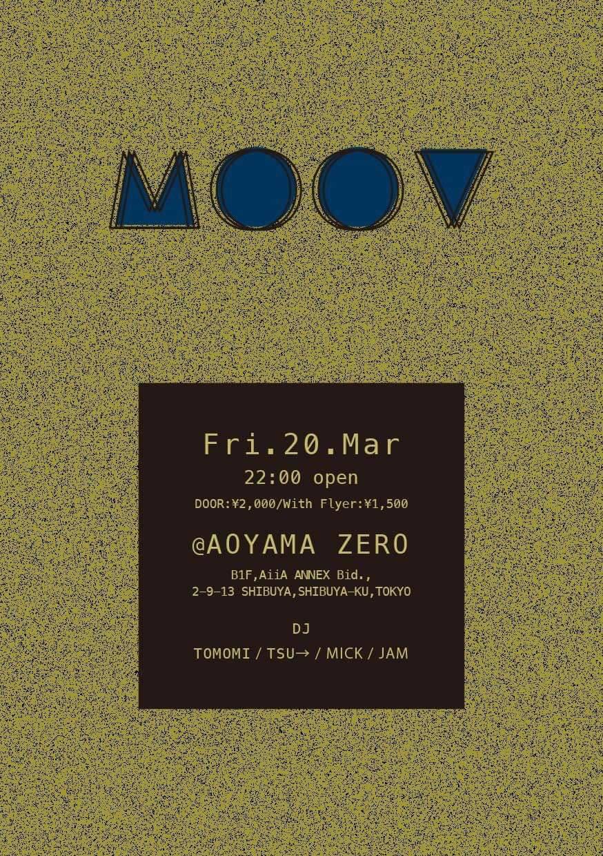 MOOV allnight long