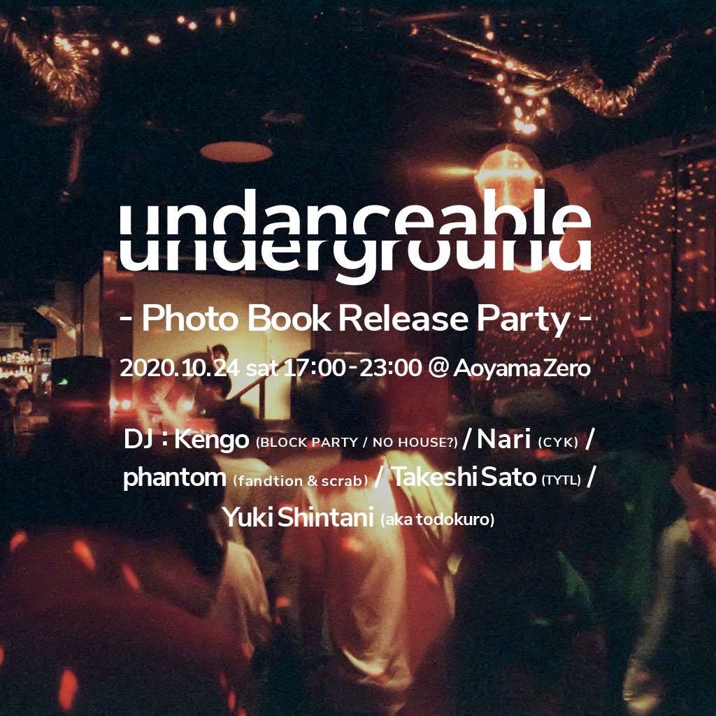 """""""Undanceable Underground"""""""