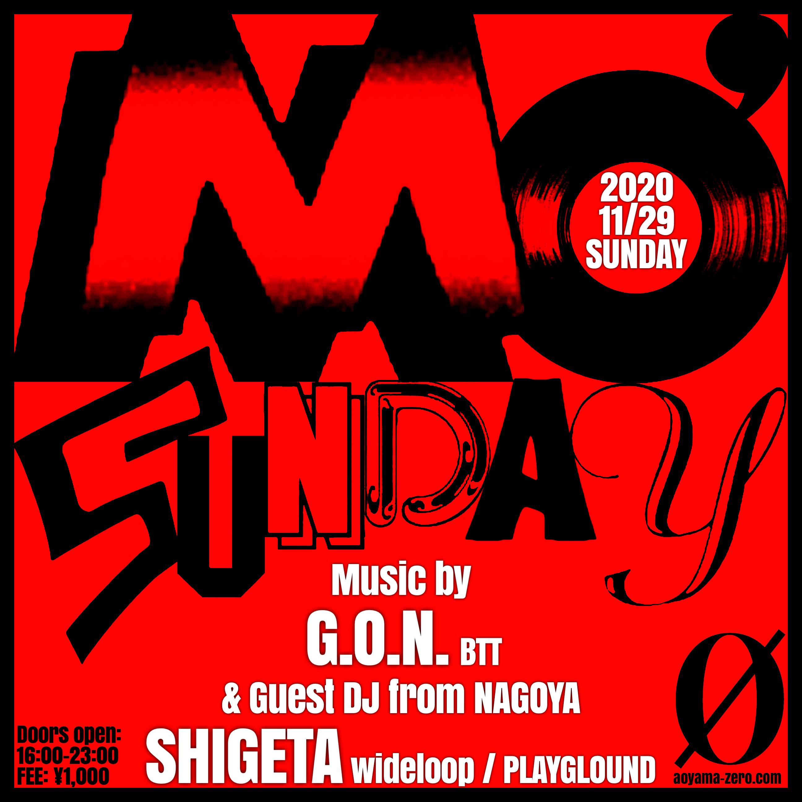 Mo' SUNDAY