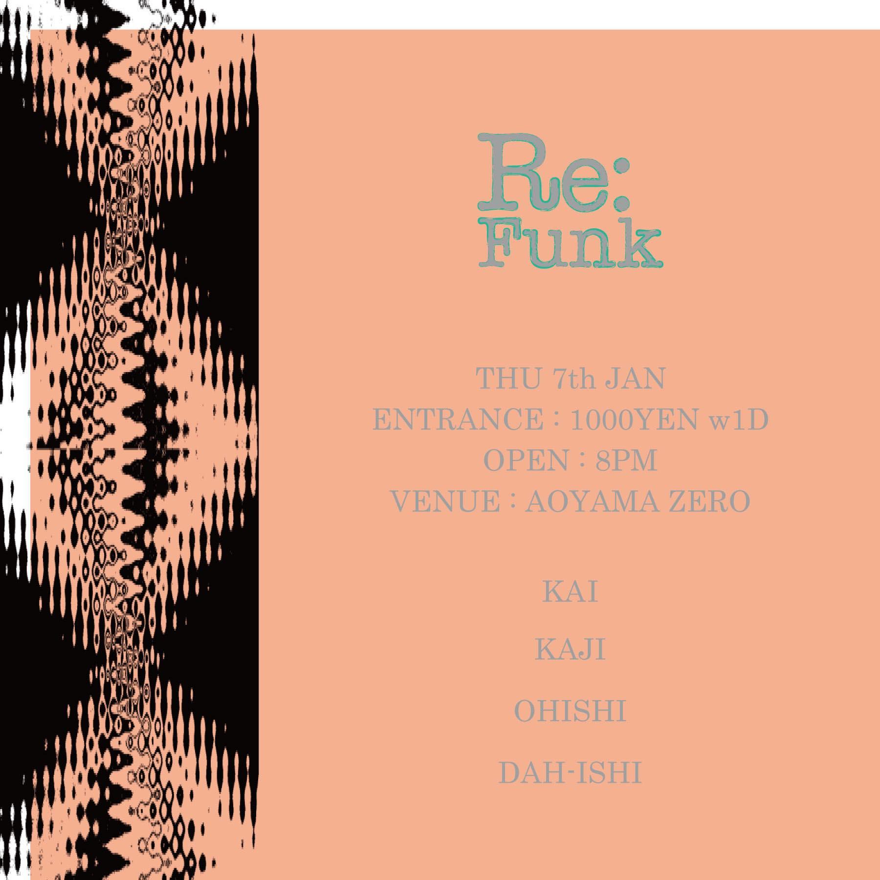 Re : Funk